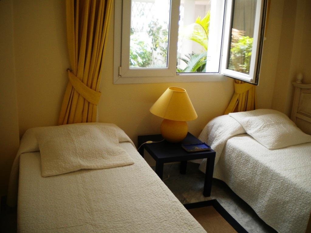Apartamento en alquiler en Puerto Banús