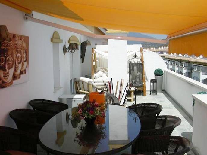 Apartamento en alquiler en Nueva Andalucía
