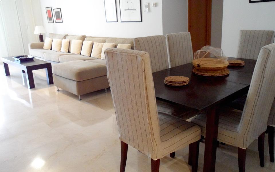 Apartamento en alquiler en Marbella