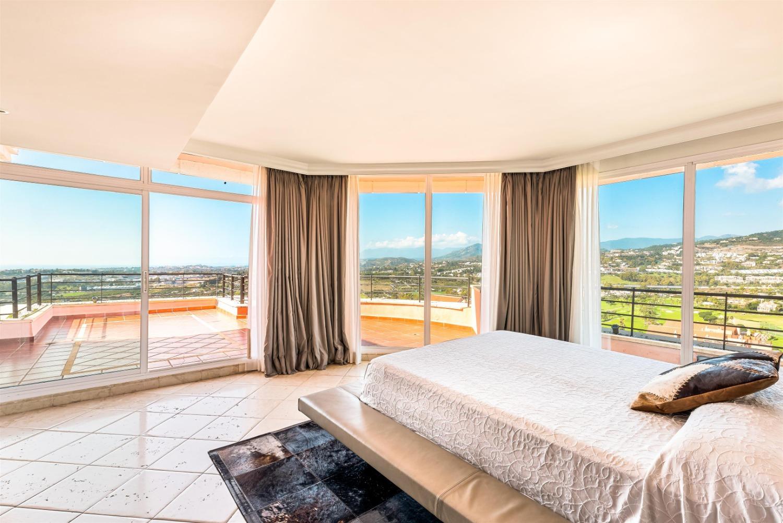 Dobbelt Duplex i Magna Marbella Golf