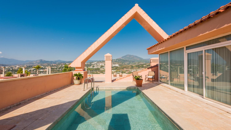 Double Duplex in Magna Marbella Golf