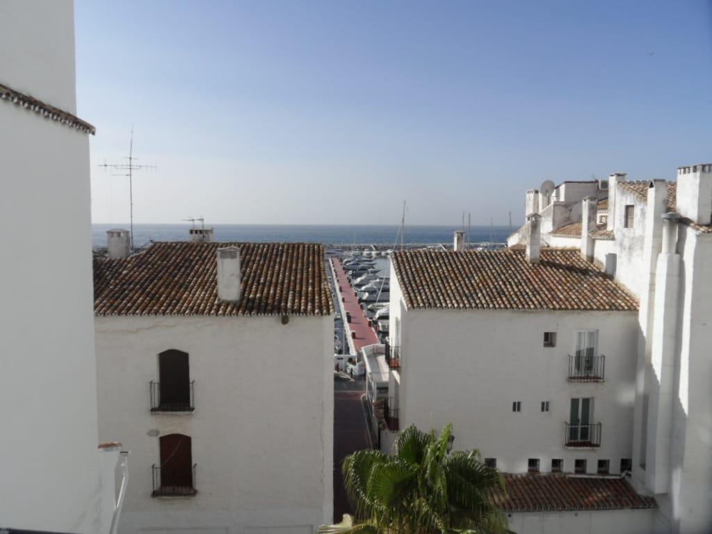 Surplombant la mer, 2 chambres, Puerto Banus