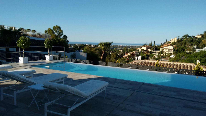 Vistas panorámicas al mar y el valle, La Quinta