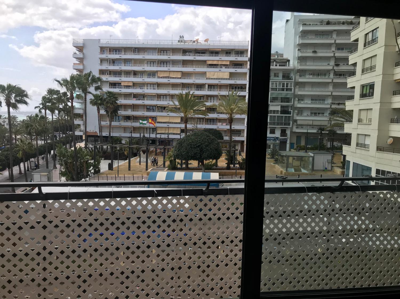 Frente al mar. Disponible 1.200€ euros el mes