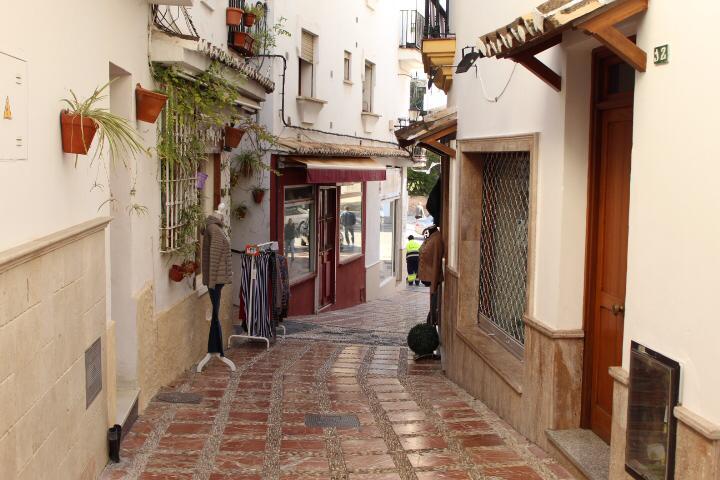 Local Comercial en el Casco Antiguo de Marbella