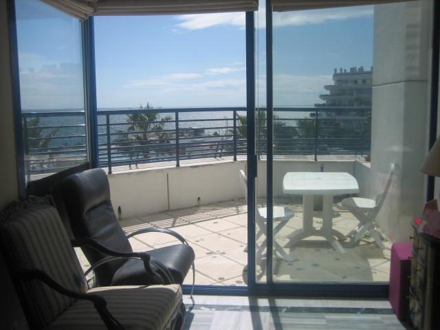 Marbella House, Segunda linea de playa, vistas al mar
