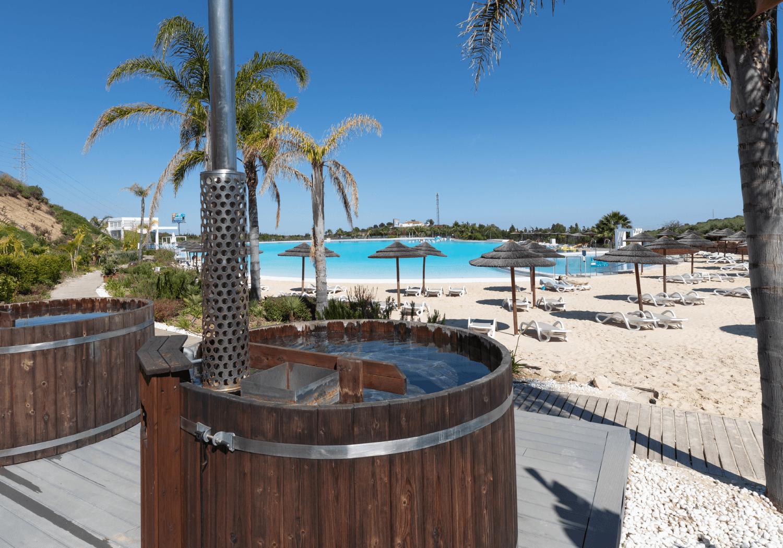 Vanaf €235.000 met uitzicht op zee of lagune. Grote terrassen op het zuiden,