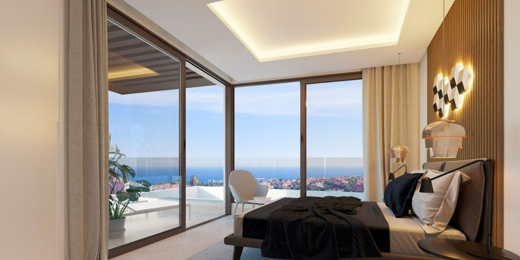3 Schlafzimmer, zwei Design-Vorschläge für das Projekt, gebaut 235 m2. Grundstück 500 m2, Nachhaltige Energie Häuser.