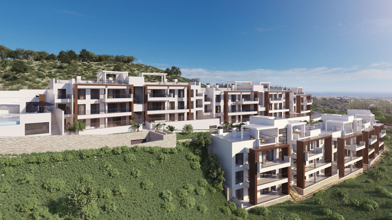 Apartament en venda in Benahavís