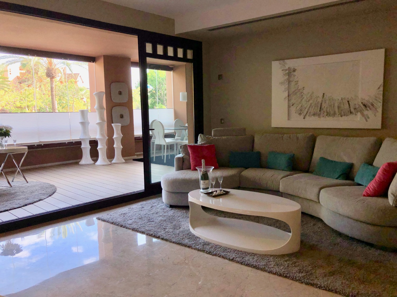 Apartamentua salgai in San Pedro Pueblo (Marbella)