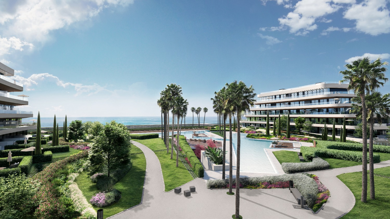 Eerste lijn van het strand! Verkrijgbaar vanaf 425.000 euro. Torremolinos (Malaga)