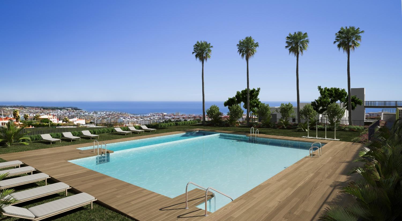 Hinnat alkaen 297300 euroa. Kaunis asuinkompleksi, jossa on 187 asuntoa 1, 2, 3 ja 4 makuuhuonetta. Estepona
