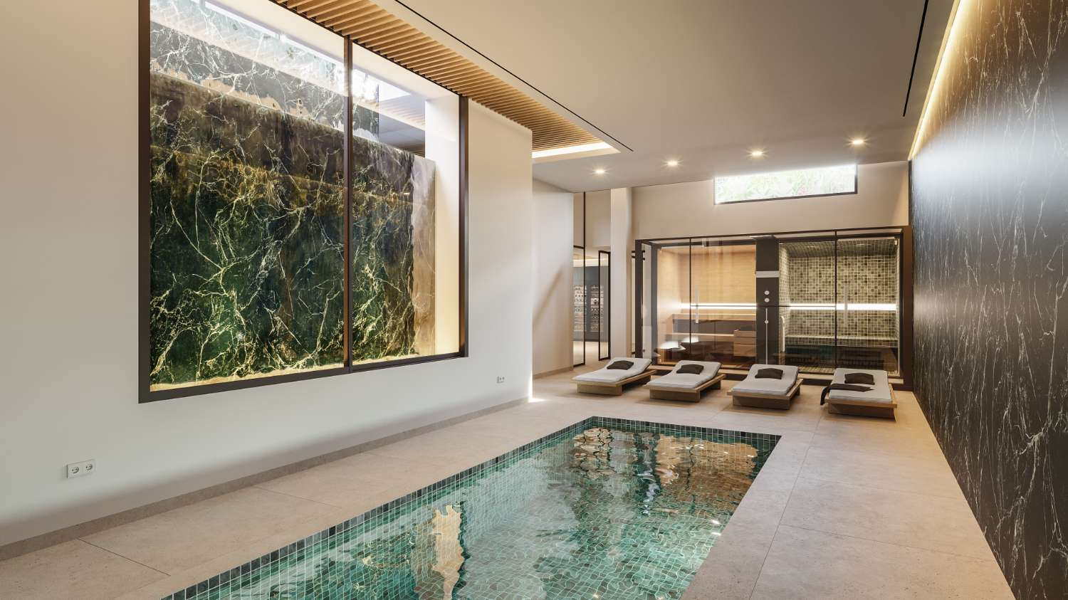 Only 8 villas. An exclusive and limited selection! Puerto Banús!